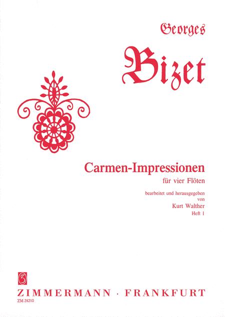 Carmen Impressions, Volume 1