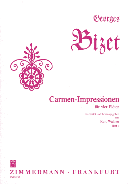 Carmen Impressions Volume 3