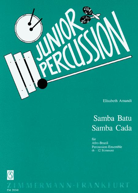 Samba Batu - Samba Cada