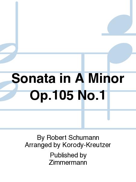 Sonata in A Minor Op.105 No.1