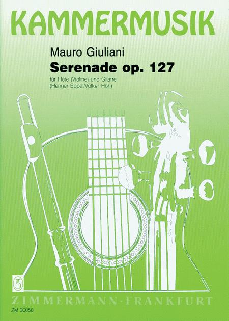 Serenade Op.127