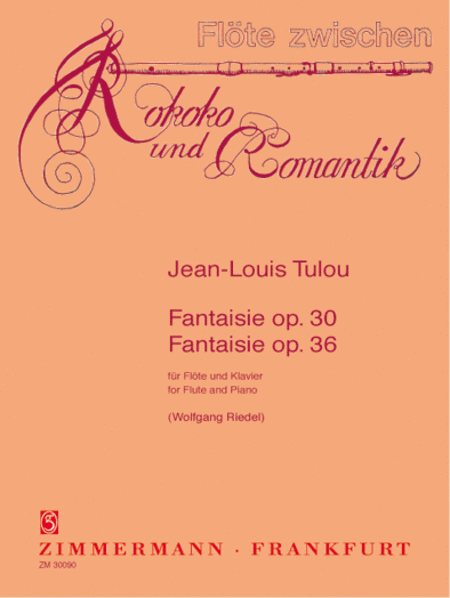 Fantasies (2) for Flute and Piano