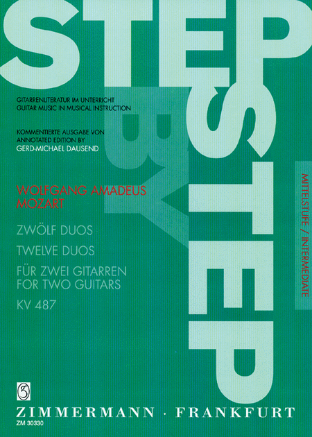 Duets (12) K487