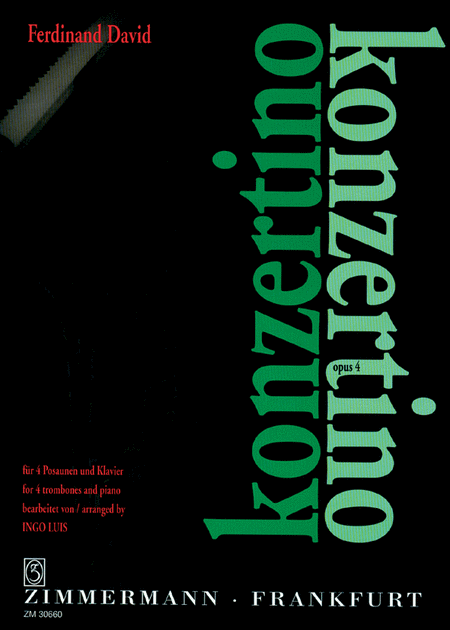 Concertino, Op. 4