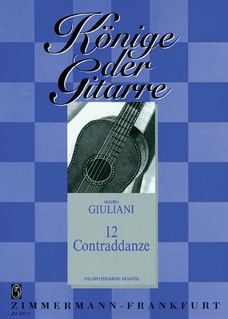 12 Contradances