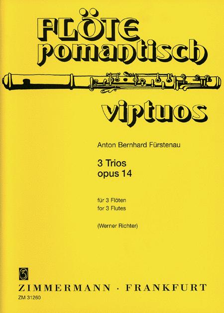 Trios (3) Op. 14