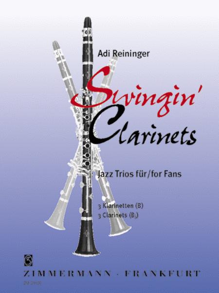 Swingin' Clarinets