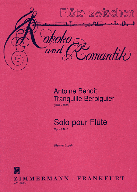 Solo for Flute