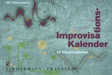 Improvisation Calendar