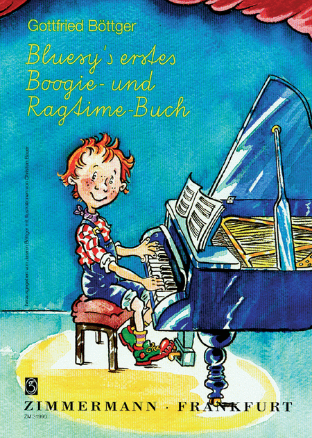 Bluesy's Boogie- and Ragtime-Book