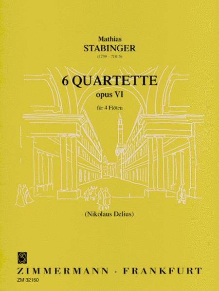 Quartets (6) Op. 6
