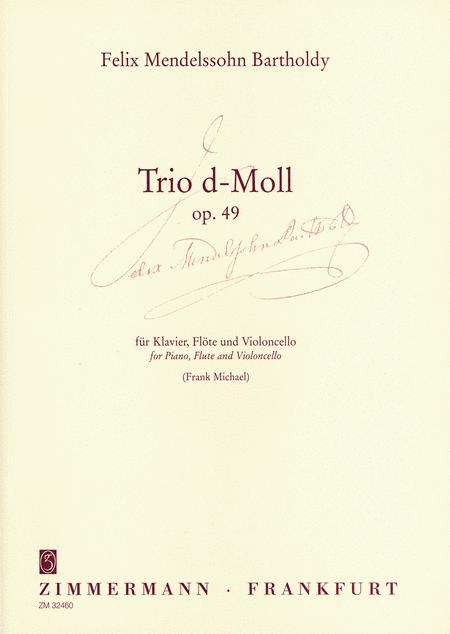 Trio D minor