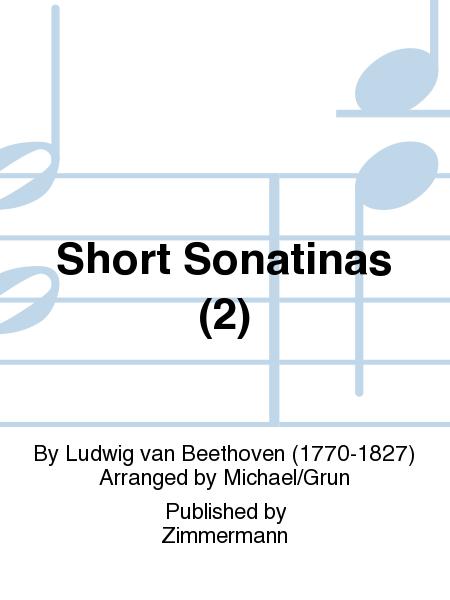 Short Sonatinas (2)