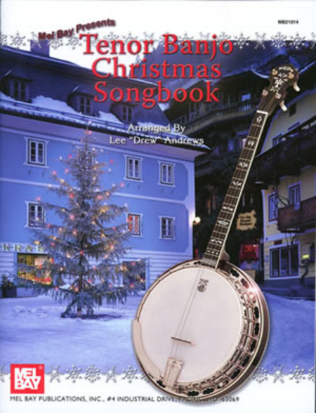 Tenor Banjo Christmas Songbook