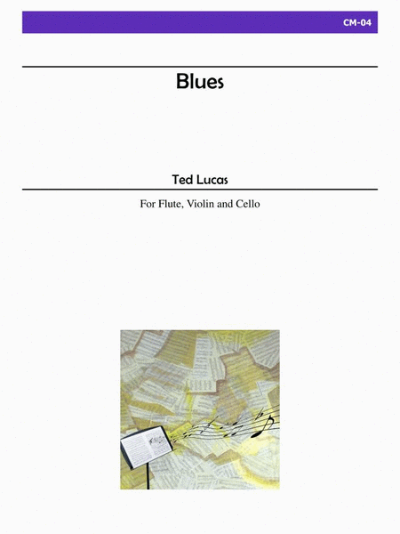 Blues for Flute, Violin, and Cello