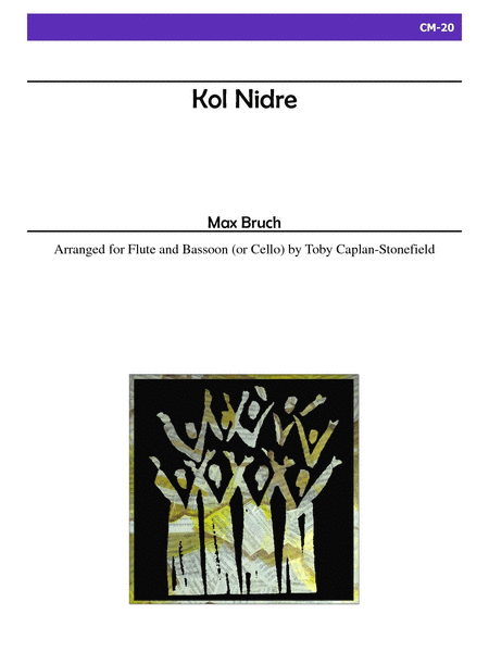 kol nidre sheet music pdf