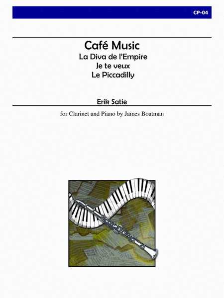 Cafe Music (Clarinet)
