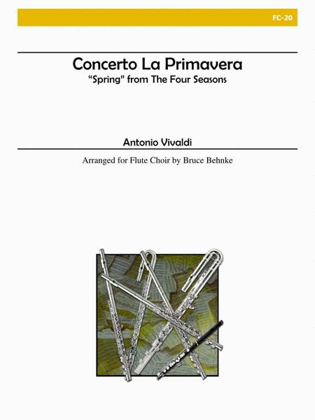 Concerto 'La Primavera' (Spring)