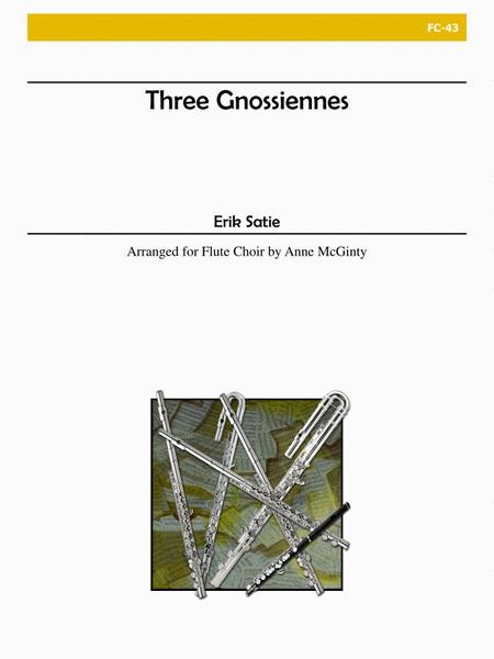 Three Gnossiennes