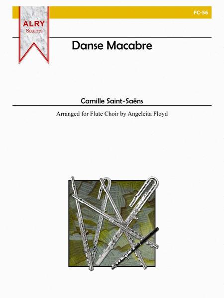 Danse Macabre for Flute Choir