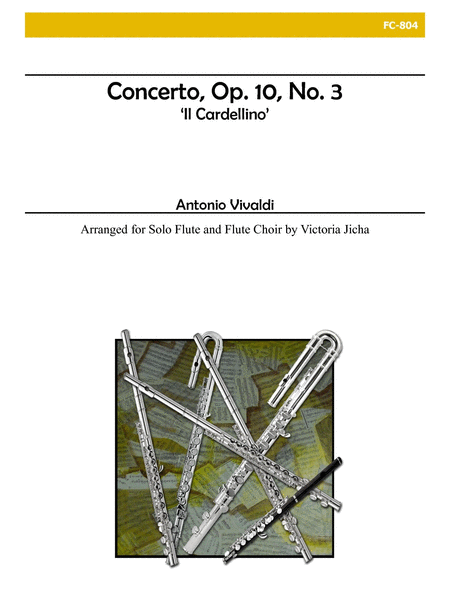Il Cardellino (Concerto Op. 10, No. 3)