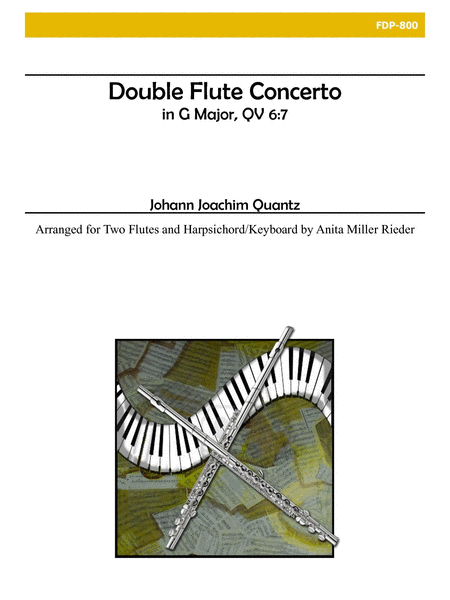 Double Flute Concerto in G Major