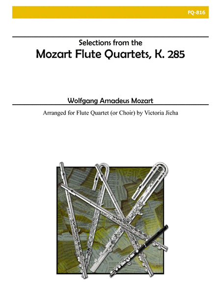 Selections from the Mozart Flute Quartets