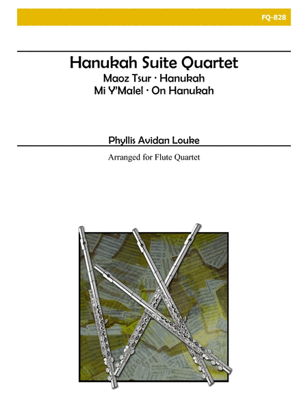 Hanukah Suite Quartet