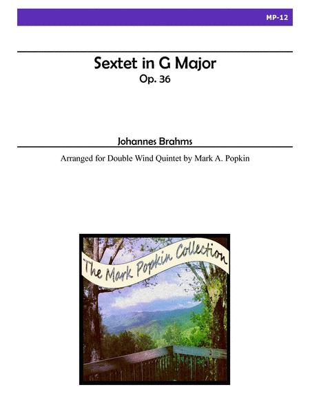 Sextet in G Major, Op. 36