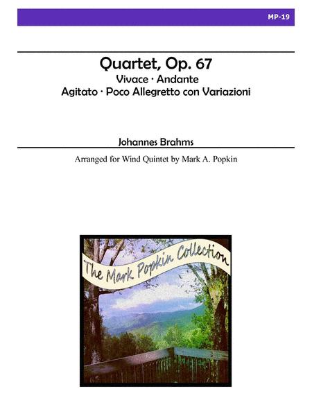 Quartet, Op. 67