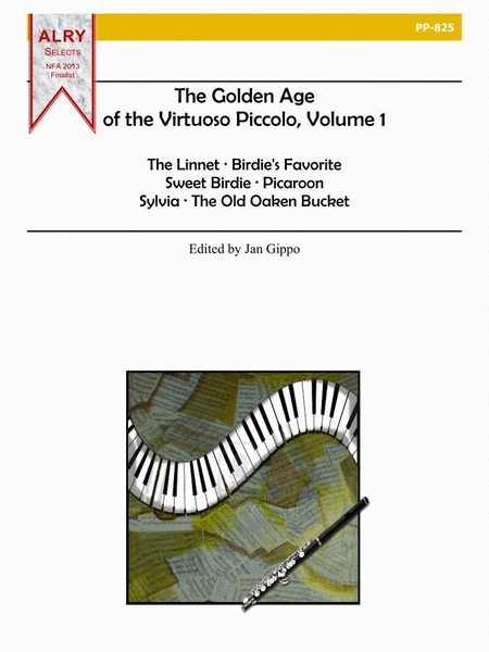 The Golden Age of the Virtuoso Piccolo, Volume 1