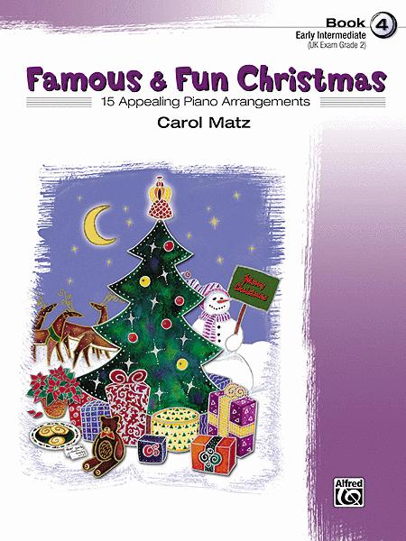 Famous & Fun Christmas - Book 4