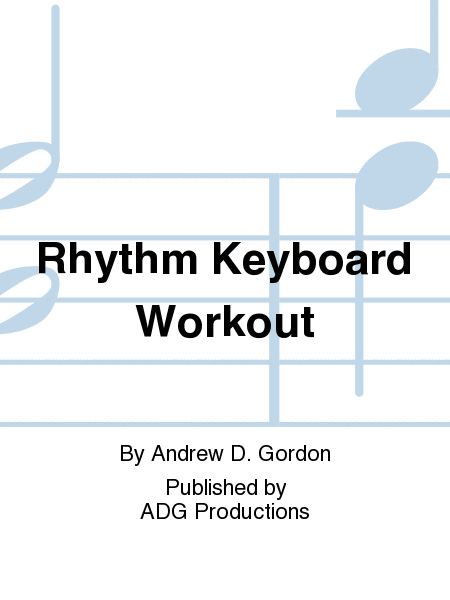 Rhythm Keyboard Workout