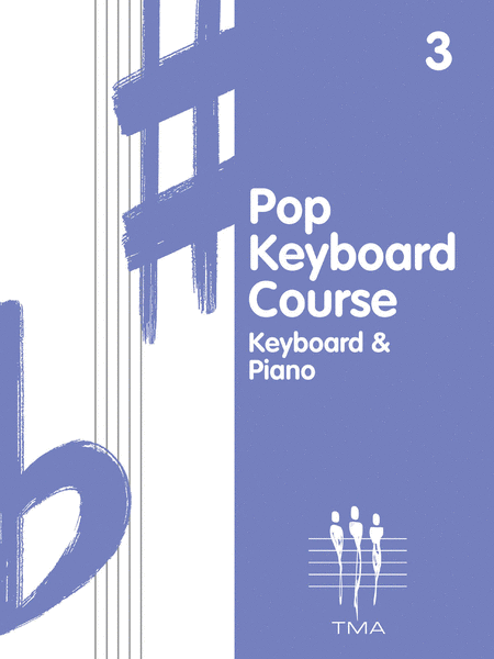 Tritone Pop Keyboard Course - Book 3
