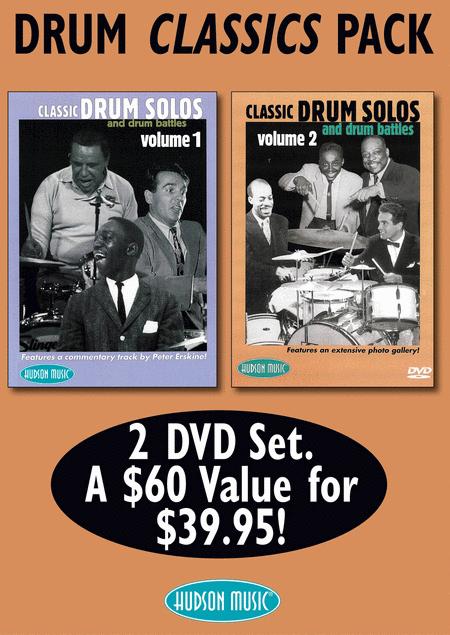 Drum Classics Pack