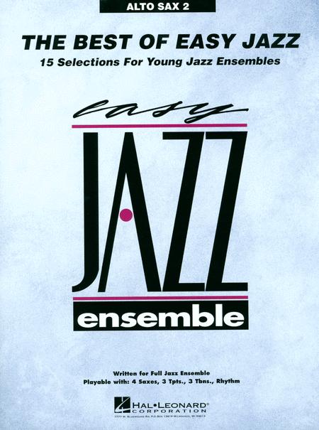 The Best of Easy Jazz - Alto Sax 2