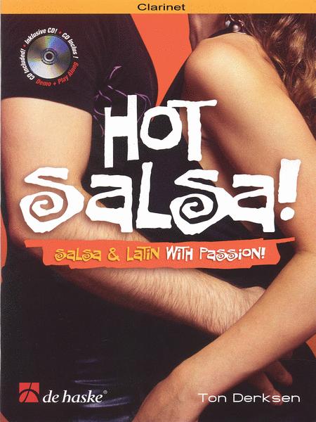 Hot Salsa! - Clarinet (Book/CD)