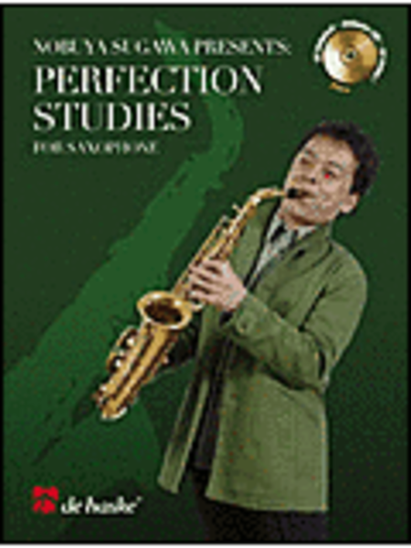 Sugawa Perfection Studies - Alto Sax (Book/CD)