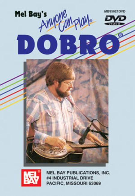 Anyone Can Play Dobro