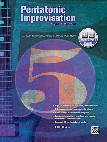 Pentatonic Improvisation for Guitar