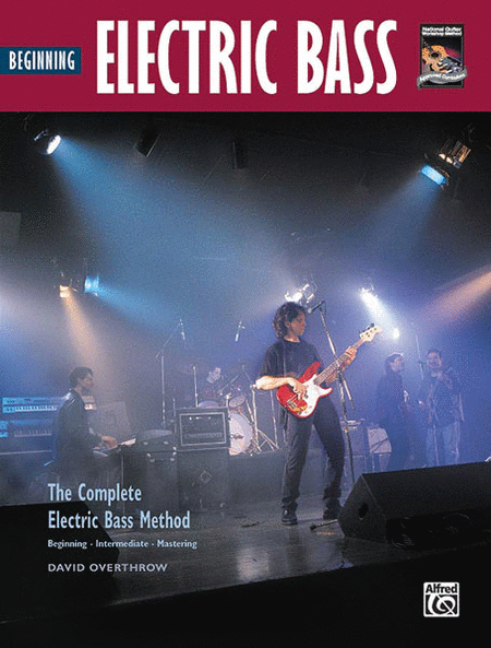 Beginning Electric Bass (Book and DVD)