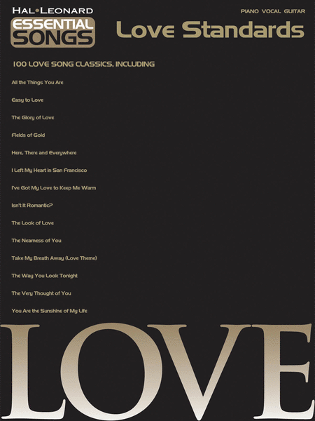 Essential Songs - Love Standards