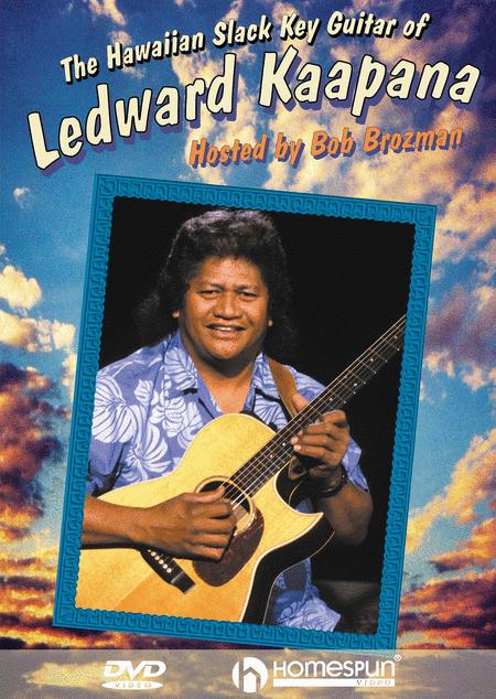 The Hawaiian Slack Key Guitar of Ledward Kaapana