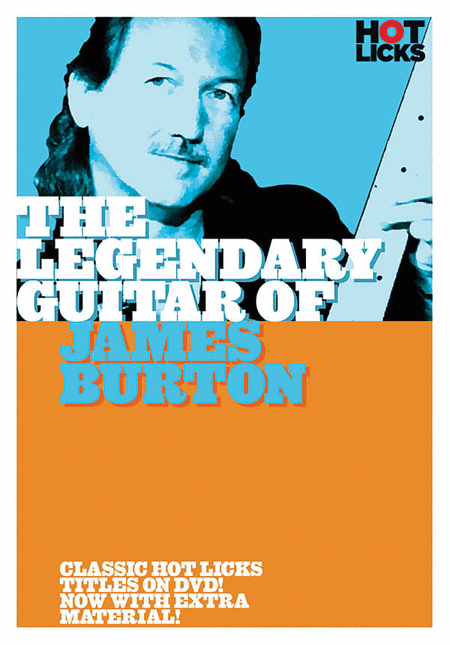 The Legendary Guitar of James Burton