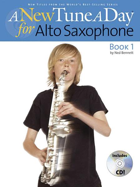 A New Tune a Day - Alto Saxophone, Book 1