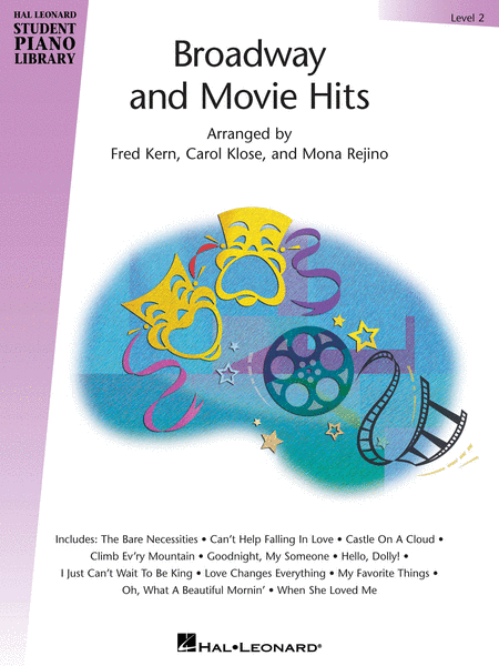 Broadway and Movie Hits - Level 2