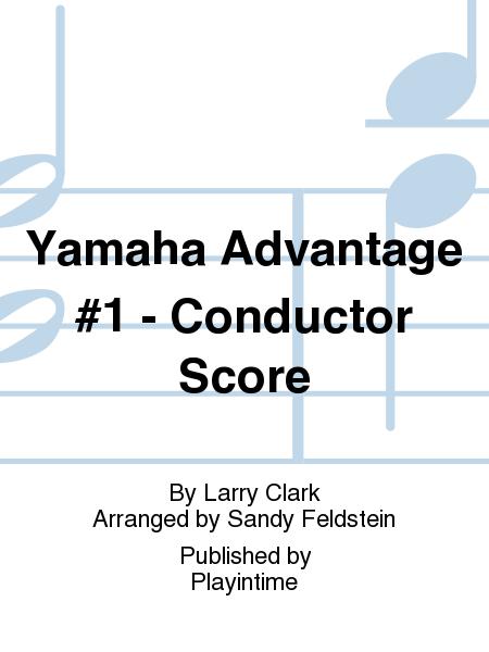 Yamaha Advantage #1 - Conductor Score