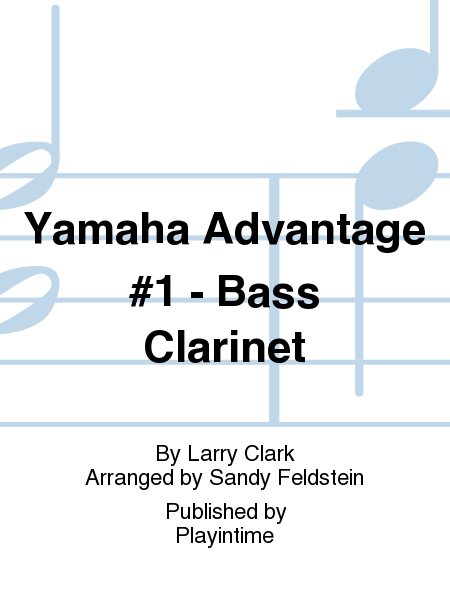 Yamaha Advantage #1 - Bass Clarinet
