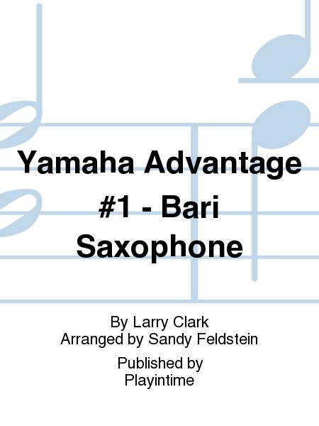 Yamaha Advantage #1 - Bari Saxophone