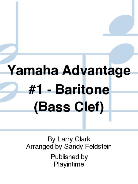 Yamaha Advantage #1 - Baritone (Bass Clef)